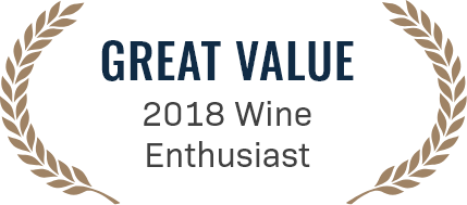 great value 2018 wine enthusiast