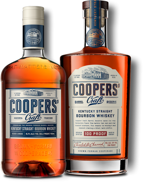Coopers' Craft Bottles