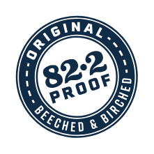 Original 82.2 PROOF BEECHED & BIRCHED